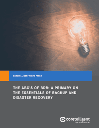 The ABCs of BDR Whitepaper