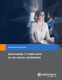 Maintaining IT Compliance in the Digital Enterprise Whitepaper