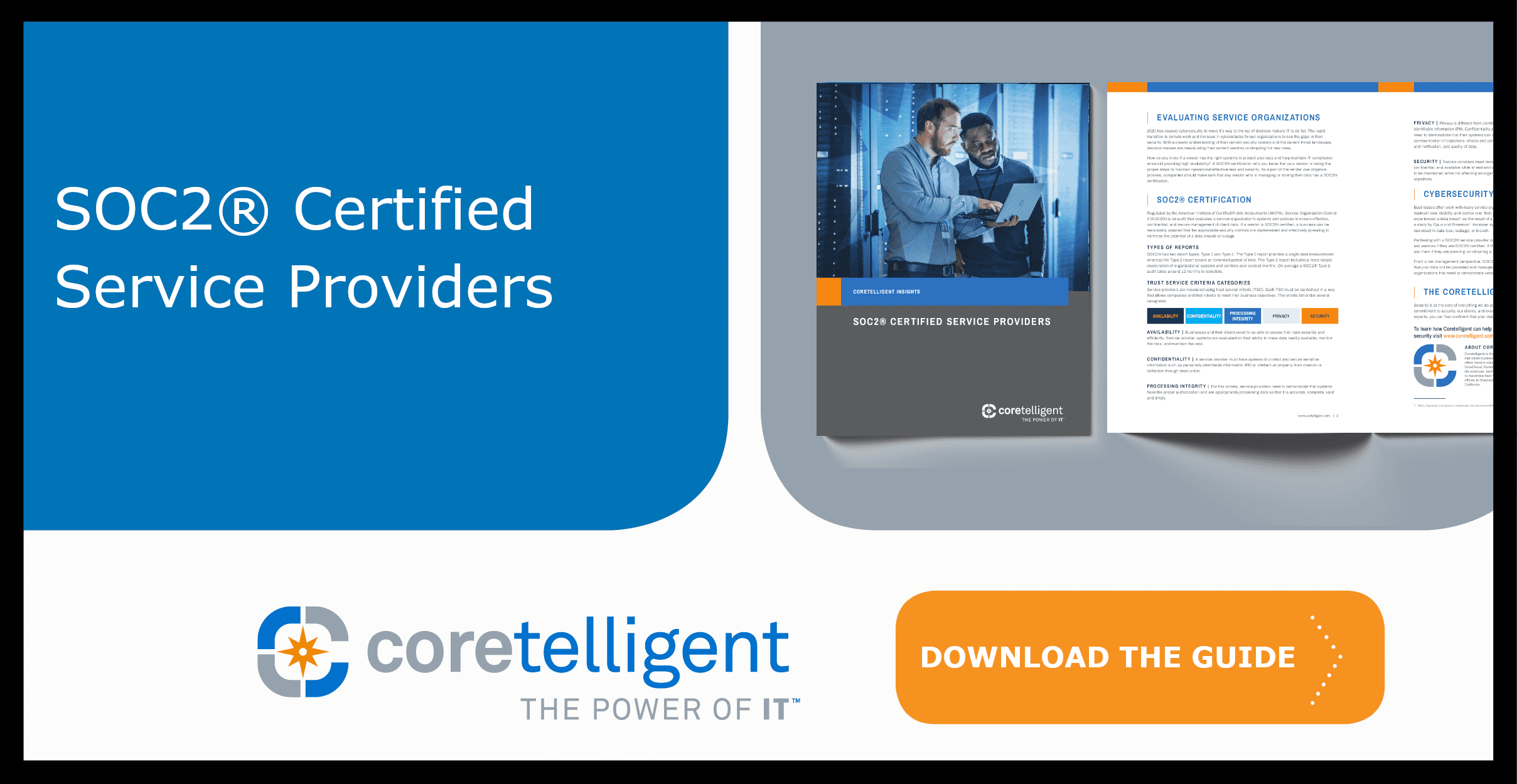SOC2 Certified Service Providers Guide