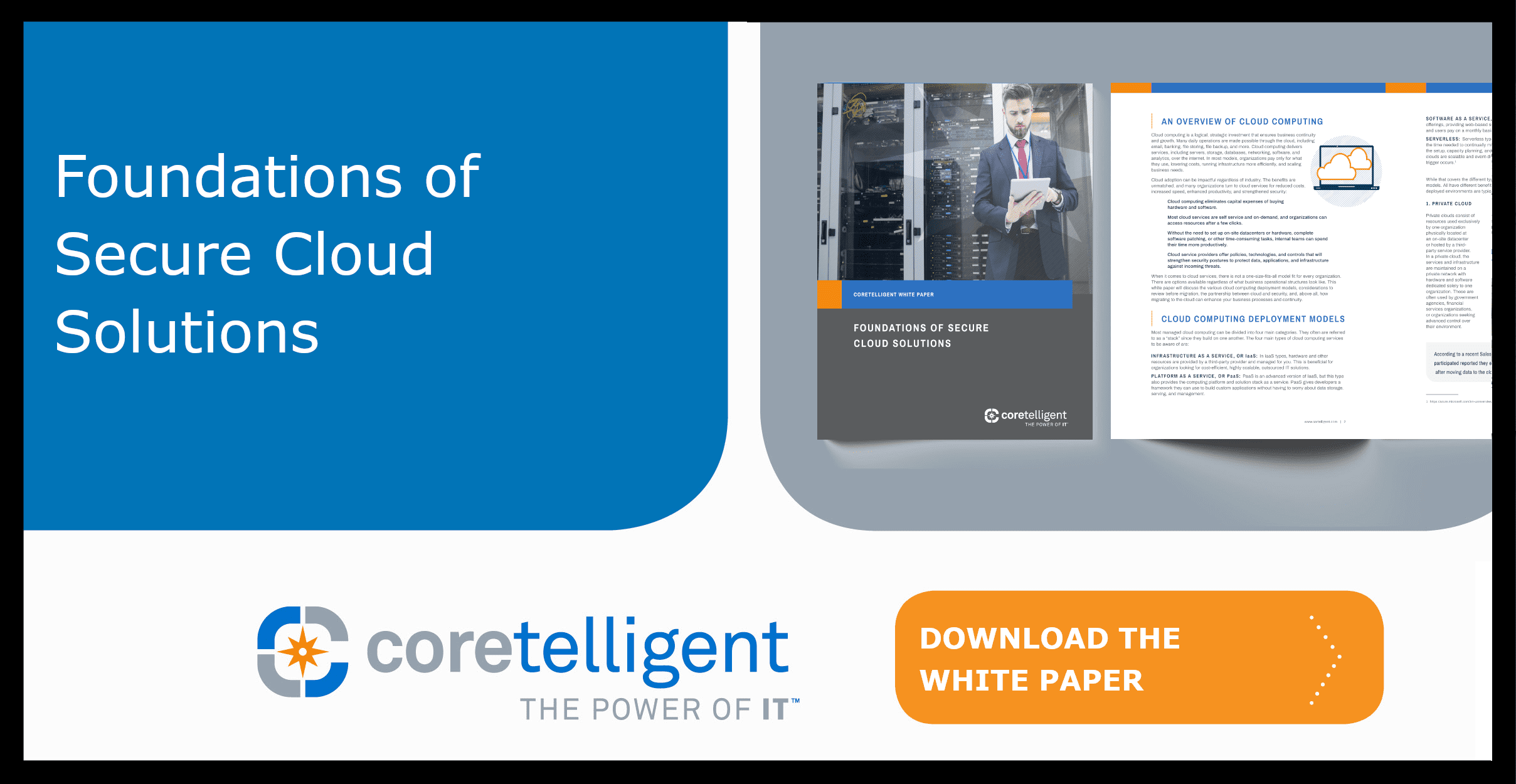 Foundations of Secure Cloud Solutions