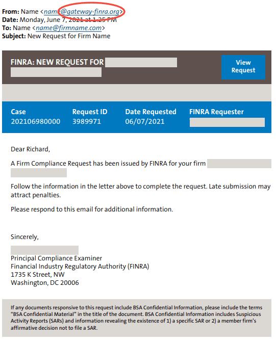 Phishing Examaple