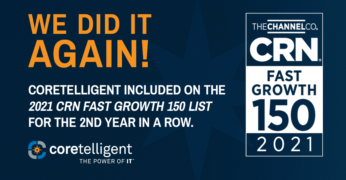 CRN Fast Growth 150 List
