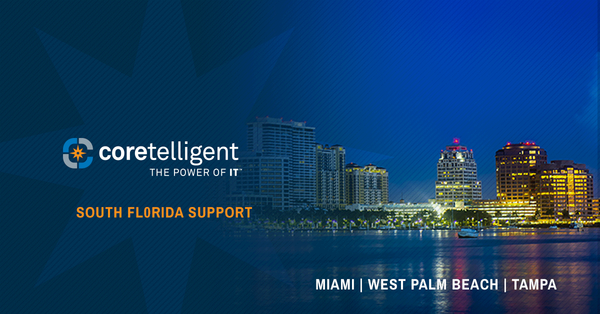 Expanded Managed IT Services in Miami and West Palm Beach